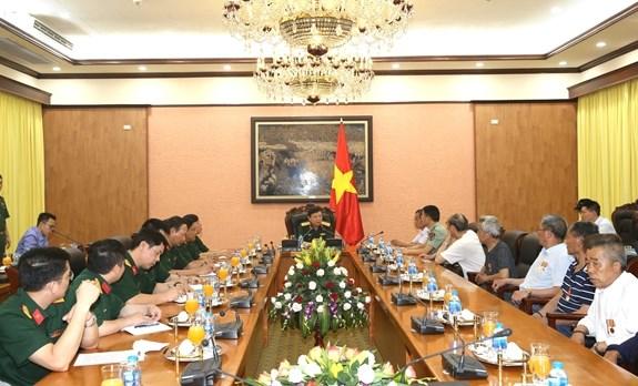 Resaltan apoyo del pueblo chino a Vietnam durante la guerra hinh anh 1