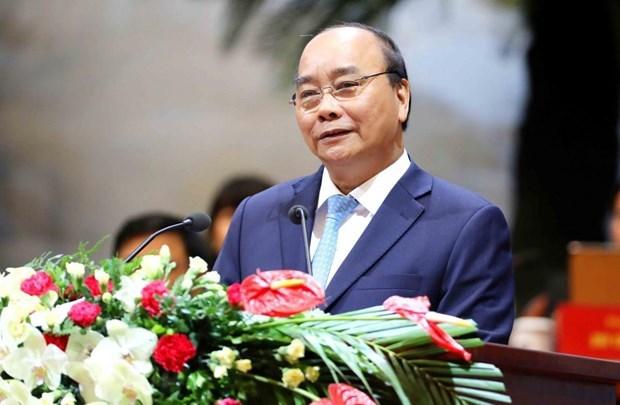 Asistira premier de Vietnam a foro sobre la Iniciativa de la Franja y la Ruta en China hinh anh 1