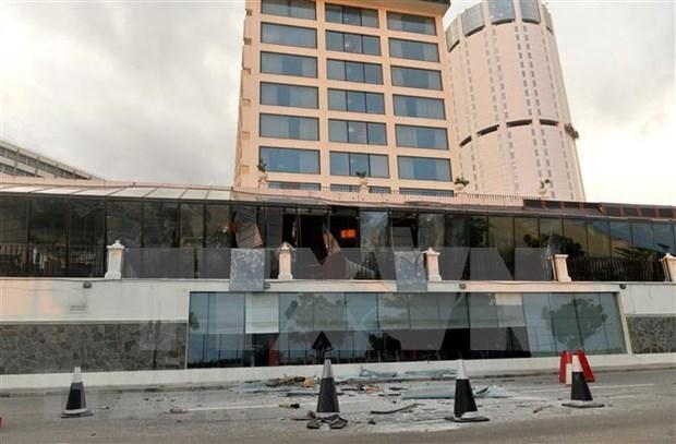 No se reportan victimas vietnamitas tras ataques con bombas en Sri Lanka hinh anh 1