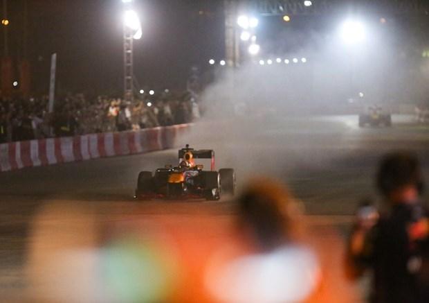 Abre la venta de entradas para Gran Premio de F1 en Vietnam hinh anh 1