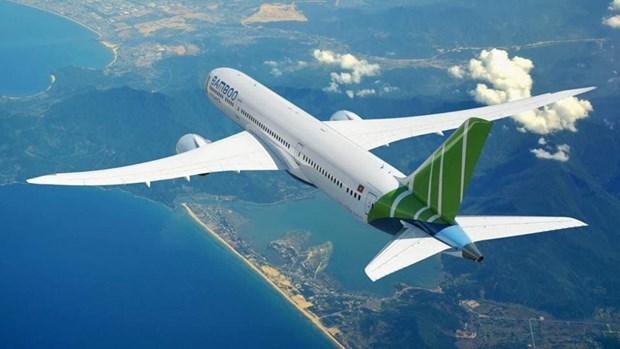 Aerolinea vietnamita Bamboo Airways abrira nuevas rutas internacionales hinh anh 1