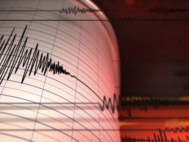 Otro fuerte terremoto golpea Filipinas hinh anh 1