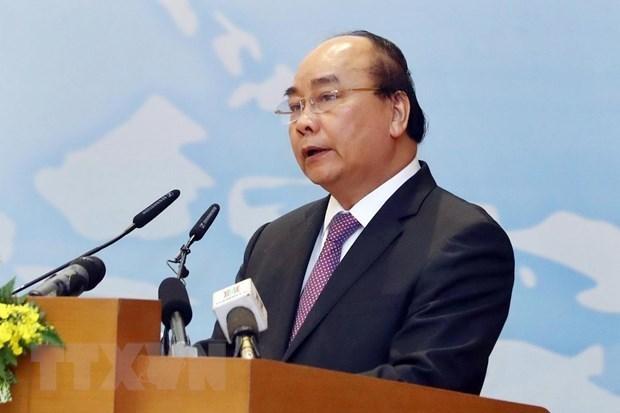 Premier vietnamita aboga por seguir integracion internacional hinh anh 1