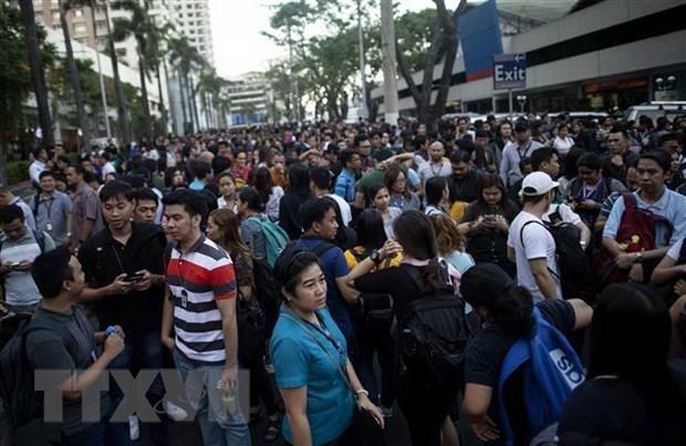 Se eleva a nueve el numero de muertos por terremoto en Filipinas hinh anh 1