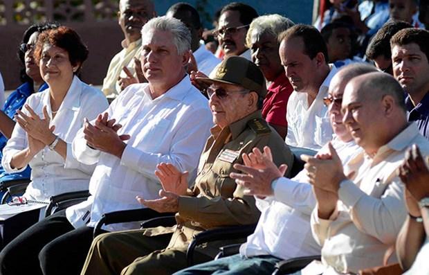 Inauguran en Cuba escuela especial de amistad con Vietnam hinh anh 1