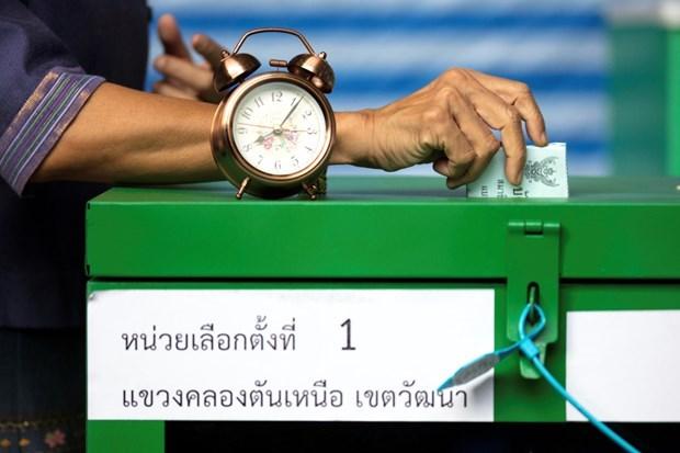 Mantendran resultados preliminares tras repeticion de elecciones generales en Tailandia hinh anh 1