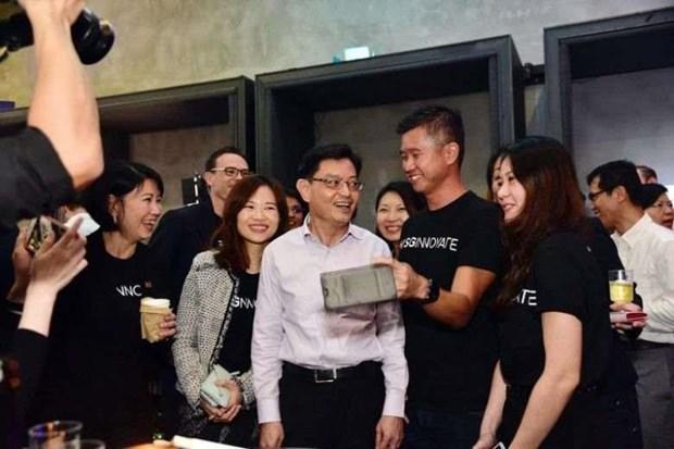 Realizan cambios en el gobierno de Singapur hinh anh 1