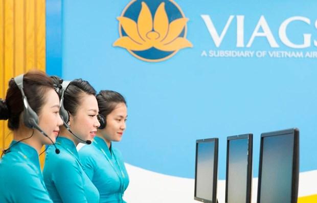 Operara aerolinea vietnamita servicio de check-in a traves de llamadas telefonicas hinh anh 1