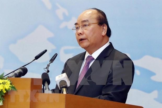 Promovera viaje a China del Primer Ministro de Vietnam la cooperacion por la prosperidad regional hinh anh 1