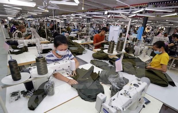 Proponen medidas para impulsar el intercambio comercial entre Vietnam y China hinh anh 1