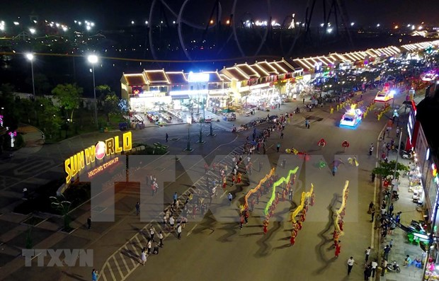 Celebraran en provincia vietnamita de Quang Ninh carnaval de bahia patrimonial Ha Long hinh anh 1