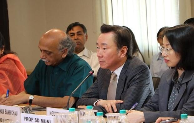 Realizan en la India seminario enfocado en la cooperacion maritima con Vietnam hinh anh 1