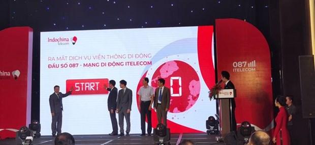 Ofrecen primer servicio de operador movil virtual en Vietnam hinh anh 1
