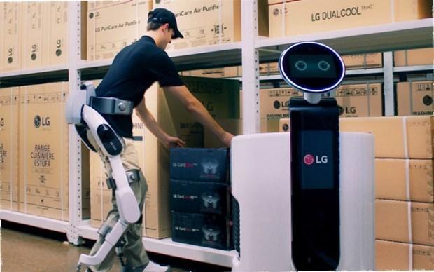 LG Electronics traslada la produccion de telefonos inteligentes a Vietnam hinh anh 1