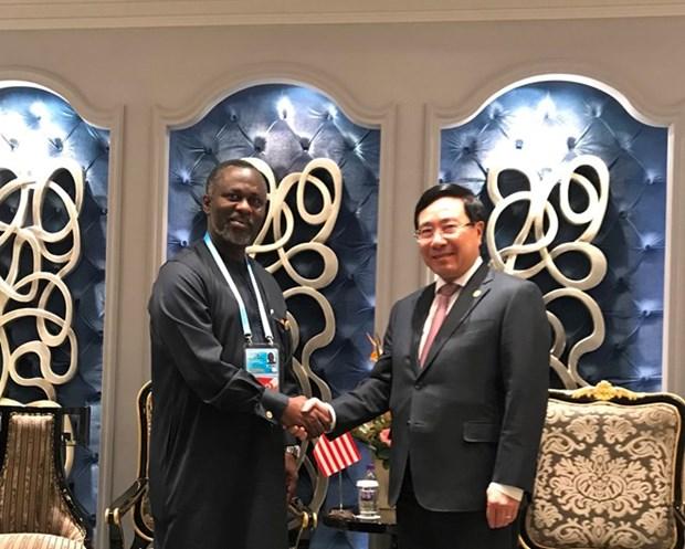 Vietnam potencia cooperacion con paises africanos hinh anh 1