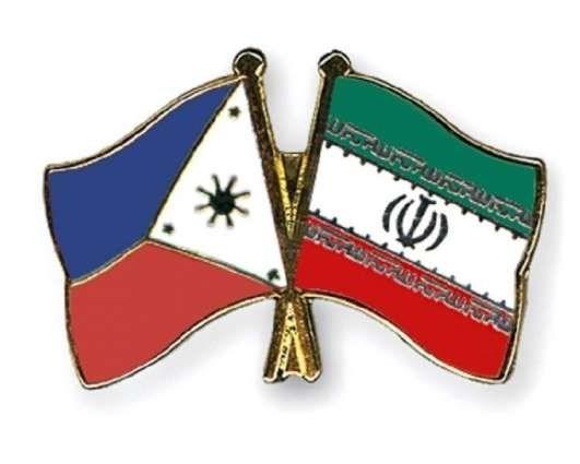 Filipinas busca mejorar los lazos de defensa con Rusia e Iran hinh anh 1
