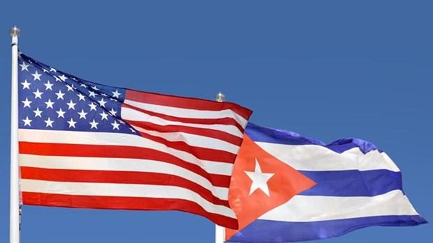 Vietnam aboga porque EE.UU. y Cuba mantengan dialogos constructivos, afirma su portavoz hinh anh 1