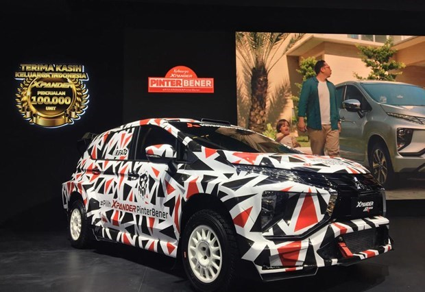 Inauguran exposicion internacional de automoviles en Indonesia hinh anh 1
