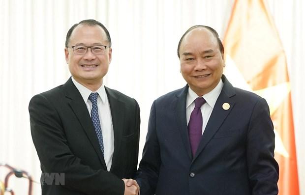 Vietnam da bienvenida a empresas chinas que utilizan tecnologias ecologicas, dice premier hinh anh 1