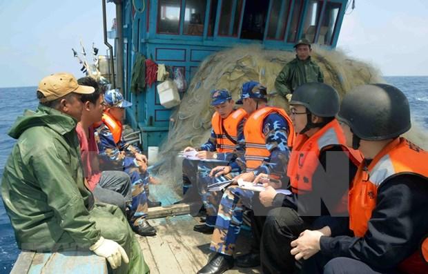 Dialogan Vietnam y China sobre cooperacion para el desarrollo maritimo hinh anh 1