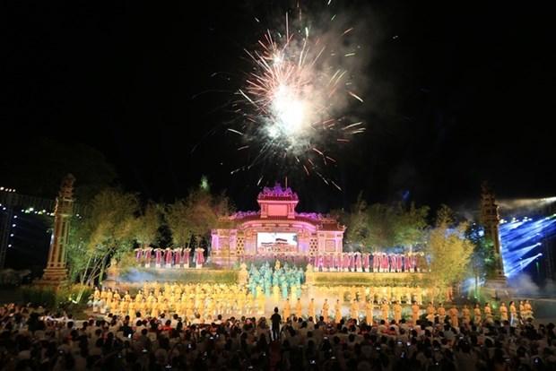 Celebran Festival de Oficios Tradicionales de Hue 2019 hinh anh 1