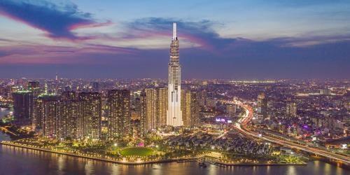 Inauguran en Ciudad Ho Chi Minh observatorio mas alto de la region sudesteasiatica hinh anh 1