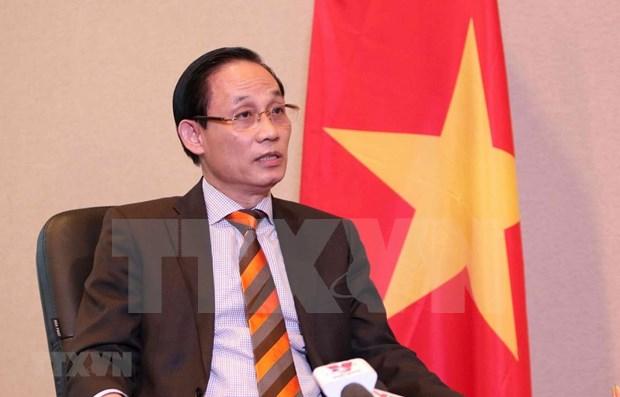 Asistencia del premier al Foro de Franja y Ruta refuerza papel de Vietnam en integracion global hinh anh 1