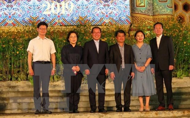 Provincia vietnamita honra a surcoreano por su contribucion a relaciones binacionales hinh anh 1