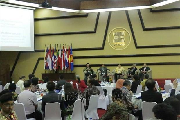 ASEAN promueve colaboracion con organizaciones sociales por la comunidad hinh anh 1