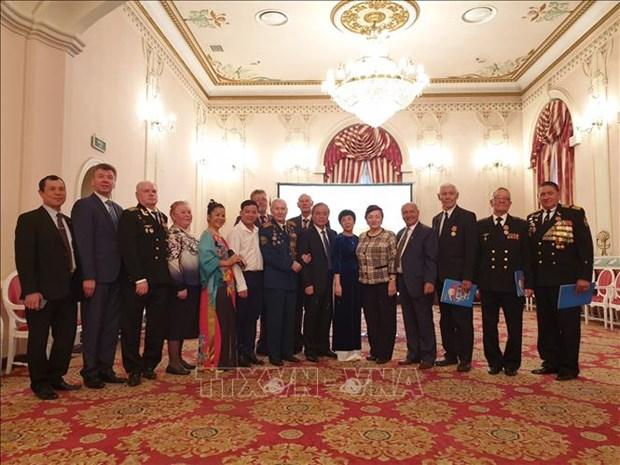 Consulado general de Vietnam en Rusia celebra Dia de Reunificacion hinh anh 1