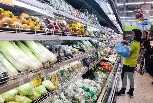 Indice de precios en Ciudad Ho Chi Minh crece 0,36 por ciento en abril hinh anh 1