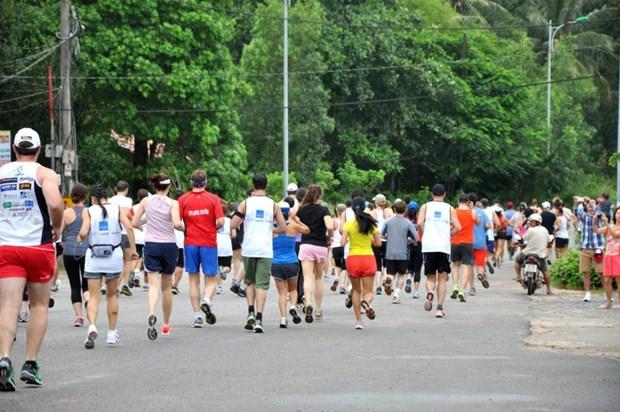 OMS colabora para impulsar actividades fisicas en Vietnam hinh anh 1