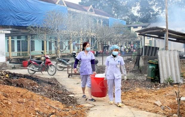 Implementaran en Vietnam plan para reforzar el control sobre los desechos medicos hinh anh 1