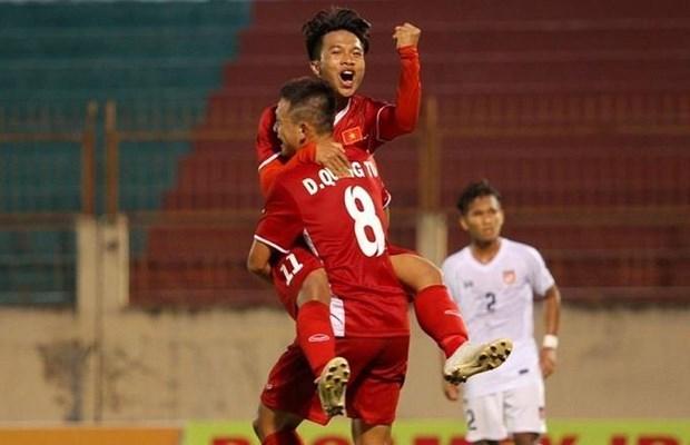 Vietnam acogera ronda clasificatoria de campeonatos asiaticos de futbol hinh anh 1