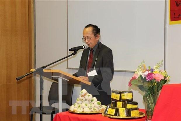 Enriquecen conocimientos del publico canadiense sobre cultura vietnamita hinh anh 1