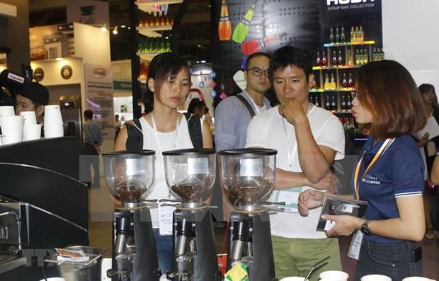 Abren en Ciudad Ho Chi Minh Exposicion Internacional de Cafe hinh anh 1