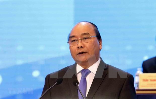Destaca primer ministro de Vietnam posicion de empresas privadas en economia nacional hinh anh 1