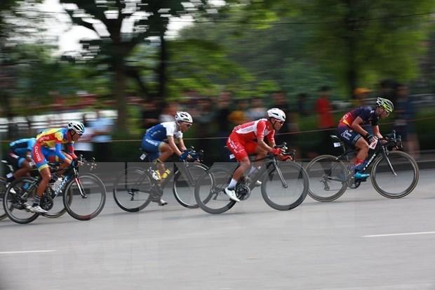 Inician carrera ciclistica Hanoi – Dien Bien hinh anh 1