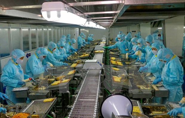 Alcanzo Vietnam superavit comercial de 711 millones de dolares en primer cuatrimestre hinh anh 1