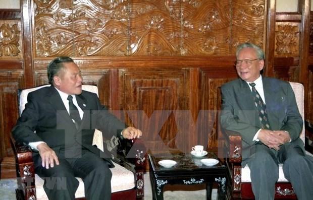 Dirigentes del mundo expresan condolencias a Vietnam por deceso del expresidente Le Duc Anh hinh anh 1