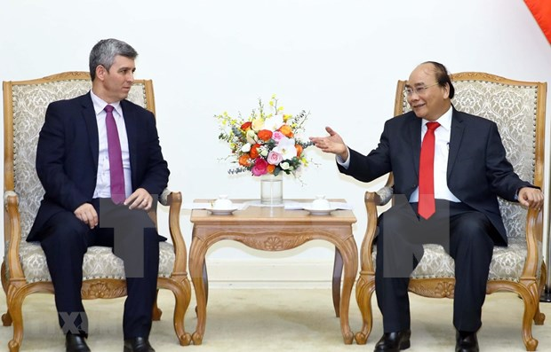 Vietnam y Cuba impulsan cooperacion en el sector de telecomunicaciones hinh anh 1