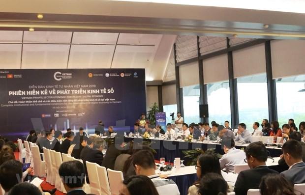 Vietnam promueve desarrollo de empresas emergentes hinh anh 1