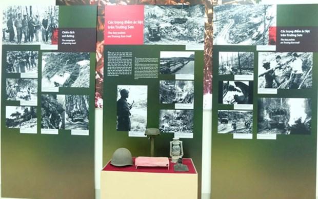 Resaltan en Vietnam memorias sobre la ruta legendaria Ho Chi Minh hinh anh 1