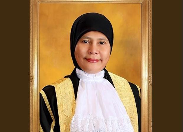 Nombran en Malasia a la primera presidenta de la Corte Federal hinh anh 1