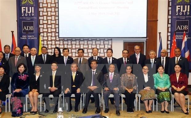 Discute grupo ASEAN+-3 sobre cooperacion en respuesta a crisis financieras hinh anh 1