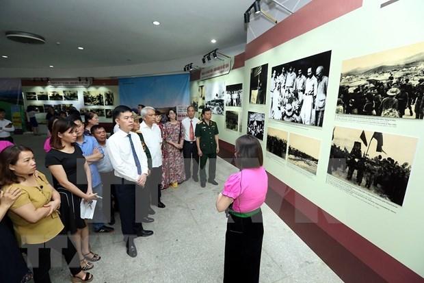 Exponen por primera vez en Vietnam textos decodificados por Francia sobre batalla Dien Bien Phu hinh anh 1