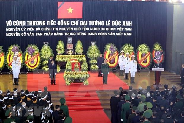 Se solidariza Corea del Norte con Vietnam por deceso del expresidente Le Duc Anh hinh anh 1