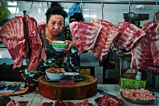 Gana fotografo vietnamita premio en importante concurso de Reino Unido hinh anh 1