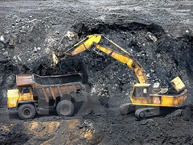 Produccion de carbon de Vietnam en el primer cuatrimestre fue de 14,86 millones de toneladas hinh anh 1