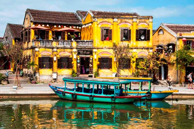 Ciudad vietnamita de Hoi An entre los mejores destinos de viaje hinh anh 1